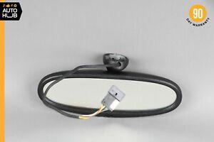 97-04 Mercedes R170 SLK320 SLK230 SLK32 AMG Interior Rear View Mirror Black OEM