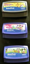 Vtech Innotab 1 / 2 / 3 / 3s Games - Minnie, Mickey Mouse Clubhouse, Scooby Doo