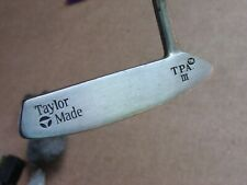 "New listing TaylorMade TPA III 35 3/4"" Flange Blade Putter RH"