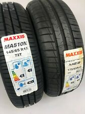 Normal Tyre Smart Fortwo 450 145/65 R15 +175/55 R15 Four Piece Maxxis