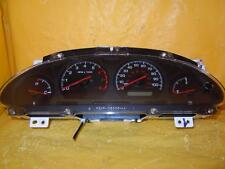 01 02 Mercury Villager Speedometer Instrument Cluster Dash Panel Gauges 112,527