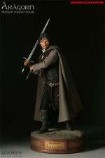 SIDESHOW Weta Exclusive ARAGORN LORD OF THE RINGS PREMIUM FORMAT Figure STATUE