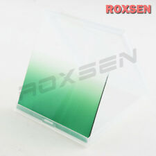 Graduated GREEN Conversion SQUARE Color Filter Card for Cokin P series