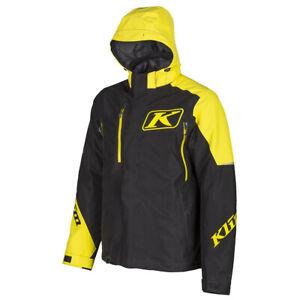 Klim Kompound Jacket Md Klim Yellow Closeout
