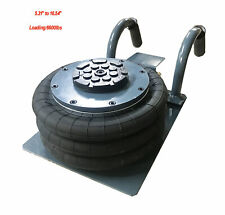 Industry Lifting Equipment:Air Jack 6600lbs Triple Bag Air Jack USA 191008