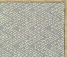 Chevron Hook Porcelain Blue Handmade Modern Style Woolen Area Rug Carpet