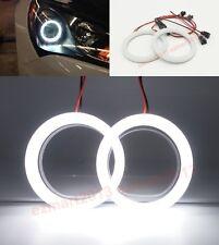 cotton LED light For Hyundai Genesis Coupe 10-16 headlight angel eye halo rings