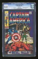 Captain America (1st Series) #119 1969 CGC 8.0 0266553019