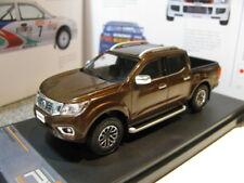 1/43 Nissan Navara / Frontier / NP300 pickup truck Third generation D23 diecast