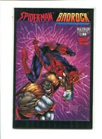 SPIDER-MAN AND BADROCK 1A AND 1B NM MARVEL VF/NM+ venom carnage SHIPS FREE!
