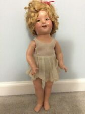 18 inch Shirley Temple doll