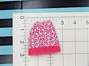 Mattel Barbie Doll Replacement Skirt. Super Cute