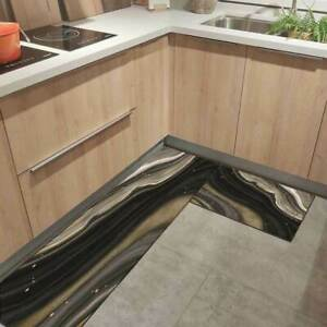 Modern Marble Bohemian Non-slip Bedroom Kitchen Bathroom Floor Mat Rug Carpet