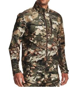 Under Armour UA Ridge Reaper Raider 2.0 Men's Forest All Season Camo Hunt Jacket