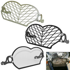 Headlight Grille Guard Cover Protector For BMW R1200GS ADV Oil Cooled 2004-2013