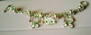 Pandora Hello Kitty Charm Bracelet
