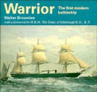(Good)-Warrior - The First Modern Battleship (Paperback)-Walter Brownlee-0521275