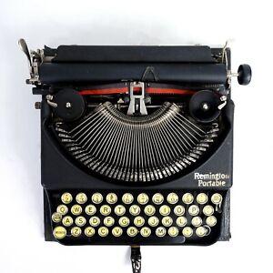 Remington Portable 2 Typewriter 1929