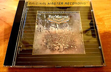 Rick Wakeman JOURNEY CENTRE OF THE EARTH - MFSL - 24Kt Gold CD
