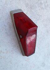 Feu arrière Soubitez C5 mobylette,vélo Vintage bicycle rear red light