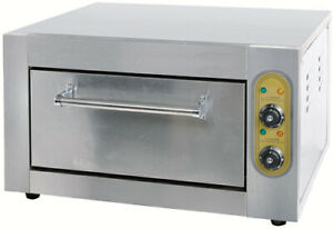 NEW Hot Sale Commercial Popular Electric Baking Bread & Pizza Oven WS88
