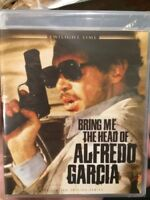 BRING ME THE HEAD OF ALFREDO GARCIA Blu-ray Limited Edition Twilight Time OOP