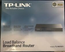 TP-Link TL-R470T 5-Port 10/100 Load Balance Broadband Router
