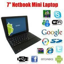 Laptop de 7 pulgadas Android 2.2