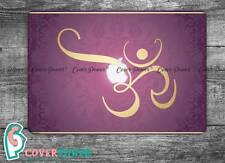 Gold Om MacBook Decal Macbook Pro Air Skin Yoga Stickers Any Cover Laptop MB139