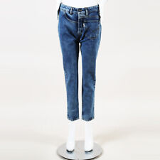 FILLES A PAPA Denim Slim Ankle Length Jeans SZ  26