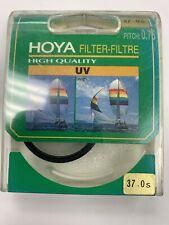 Hoya  UV Filter 37mm Pitch 0.75 c