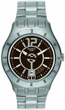 Swatch Men's Quartz (Battery) Stainless Steel Strap Watches