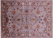 """Traditional Hand Knotted Wool Rug 5' 0"""" X 6' 8"""" - Q7564"""