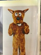 Mans Animal Scooby Doo Funny Dog Mascot Costume Fancy Dress Costume Cosplay Larp