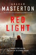 Red Light (Katie Maguire), Masterton, Graham, New condition, Book