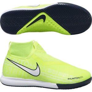 Nike Phantom III Vision JR Academy DynamicFit IC schwarz/gelb[AO3290-717] Gr. 33