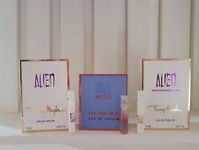 3xThierry Mugler Alien EDP&Alien Eau Extraordinaire EDT&Angel Muse EDP