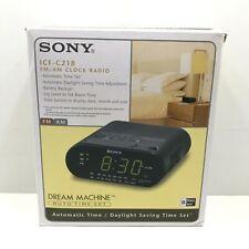 New Open Box Sony Dream Machine ICF-C218