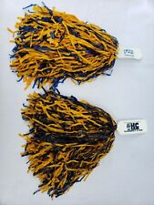 Fiu vintage Pom Poms collectible rare Florida Int. University Homecoming cheer 2