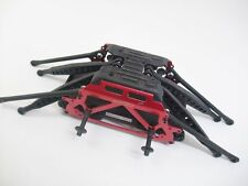 Losi Night Crawler Aluminum Chassis Red Comp Rock Frame Links LCC LNC