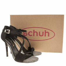 SCHUH WOMENS ANKLE STRAP HIGH HEELS SHOES  SIZE UK7