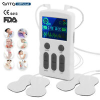 OSITO TENS & EMS Machine Digital Therapy Full Massager Pain Relief Acupuncture