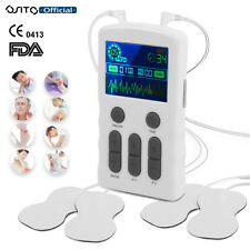 OSITO Rechargeble Tens Machine Massager Pulse Muscle Stimulator Pain Therapy