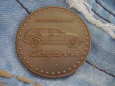 Porsche Münze Kalendermünze 2003 Porsche Cayenne