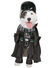 Dog Star Wars Darth Vader Pet Dress Up Halloween Costume Suit