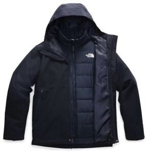 New! The North Face Carto Triclimate Snowboard Jacket Large  3in 1