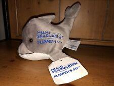 Miami Seaquarium Flipper's 50th Plush Animal