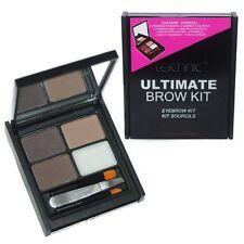 Technic Ultimate Brow Kit,Tweezers & Brush Powders, Wax, Eyebrow Makeup Set