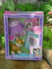 New In Box * Play Along Club * Dance Party Set * Outfit with Pet * Retired