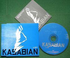 Kasabian LSF Lost Souls Forever RCA Label 637322 2004 CD Single